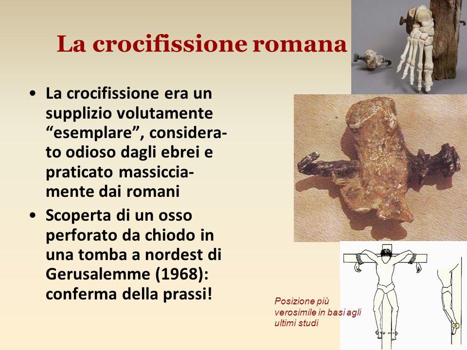 La crocifissione romana