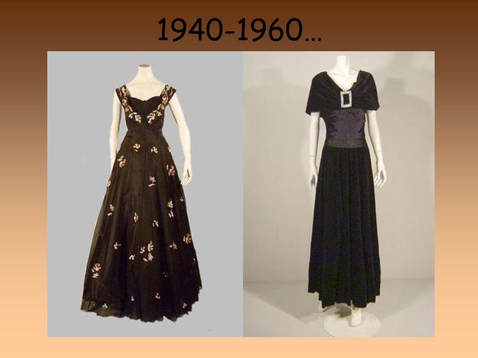 1940-1960…
