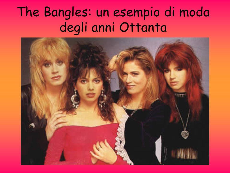 The Bangles: un esempio di moda degli anni Ottanta
