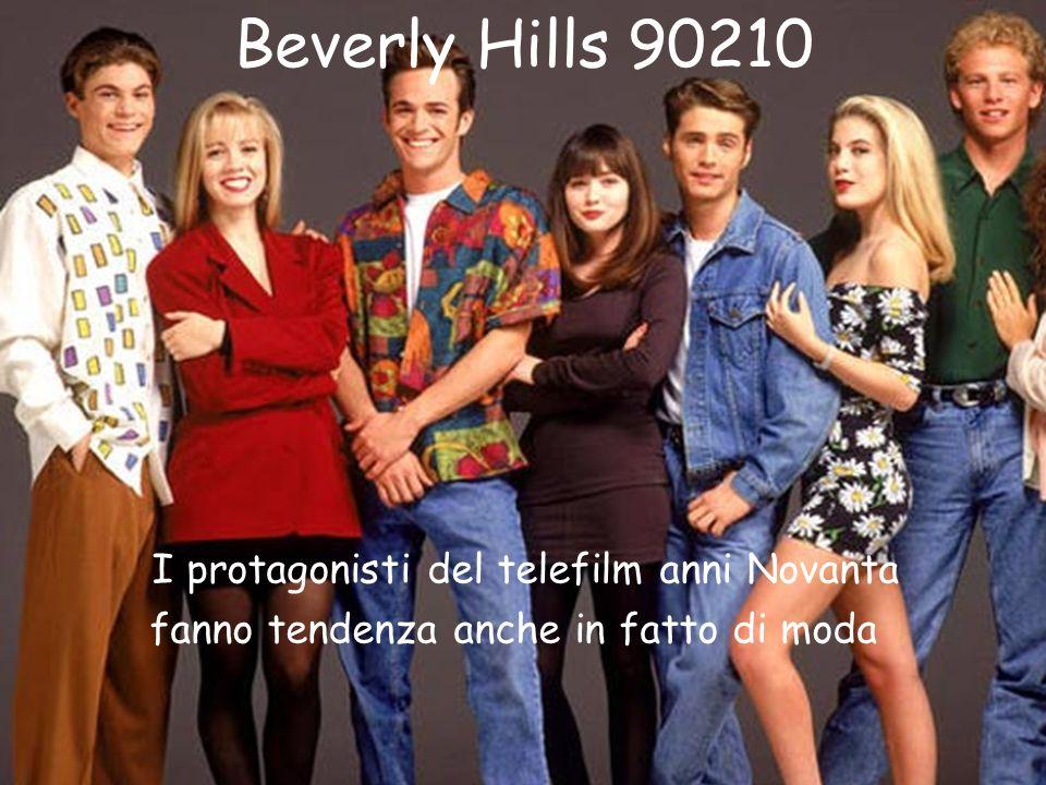 Beverly Hills 90210 I protagonisti del telefilm anni Novanta