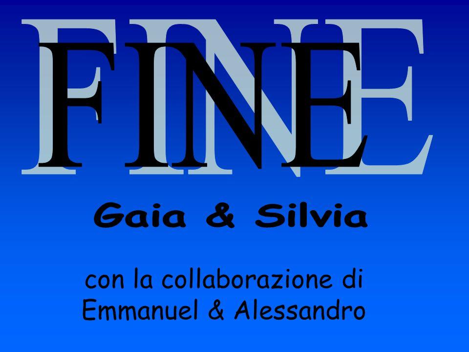 con la collaborazione di Emmanuel & Alessandro