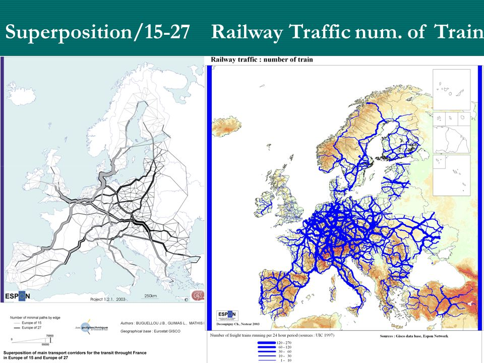Superposition/15-27 Railway Traffic num. of Train
