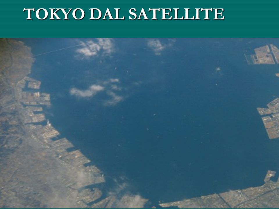 TOKYO DAL SATELLITE