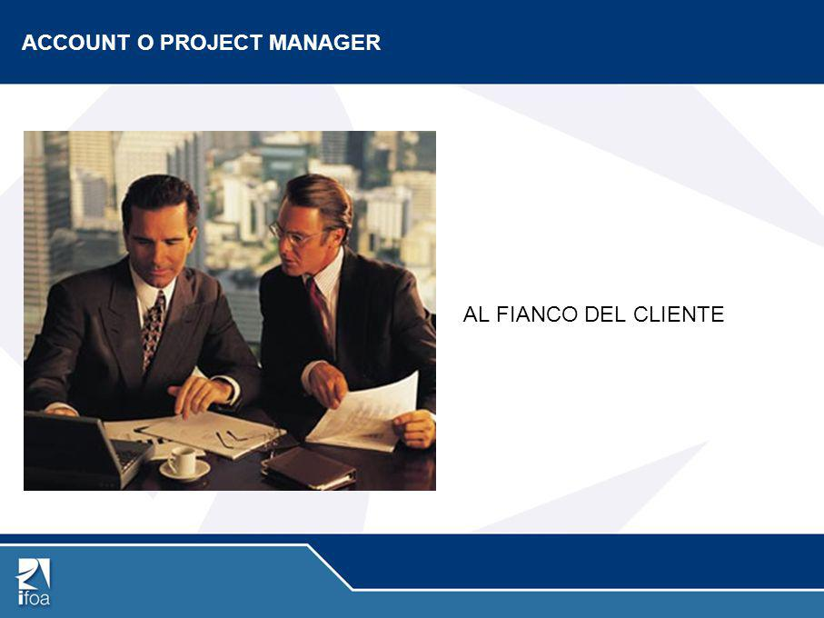 ACCOUNT O PROJECT MANAGER