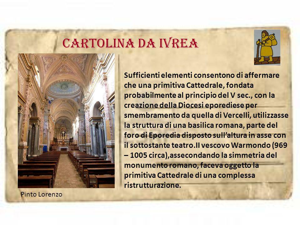 Cartolina da IVREA