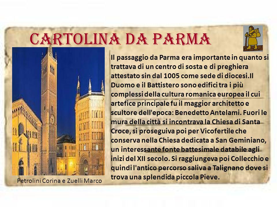 Cartolina da PARMA