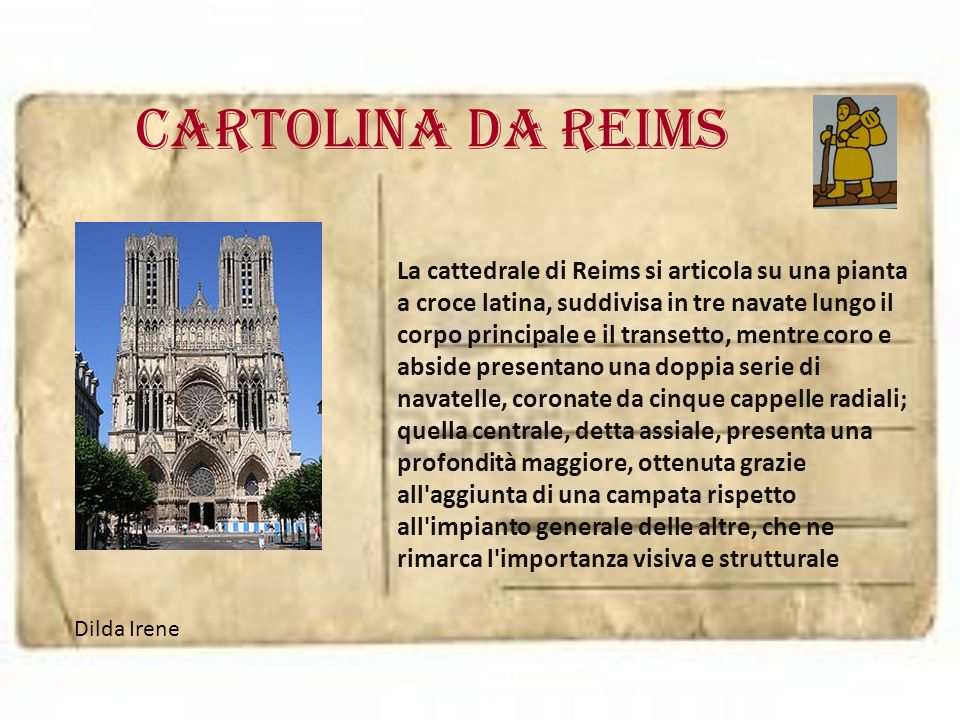 Cartolina da REIMS