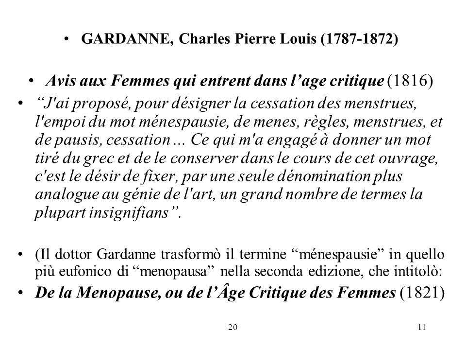 GARDANNE, Charles Pierre Louis (1787-1872)