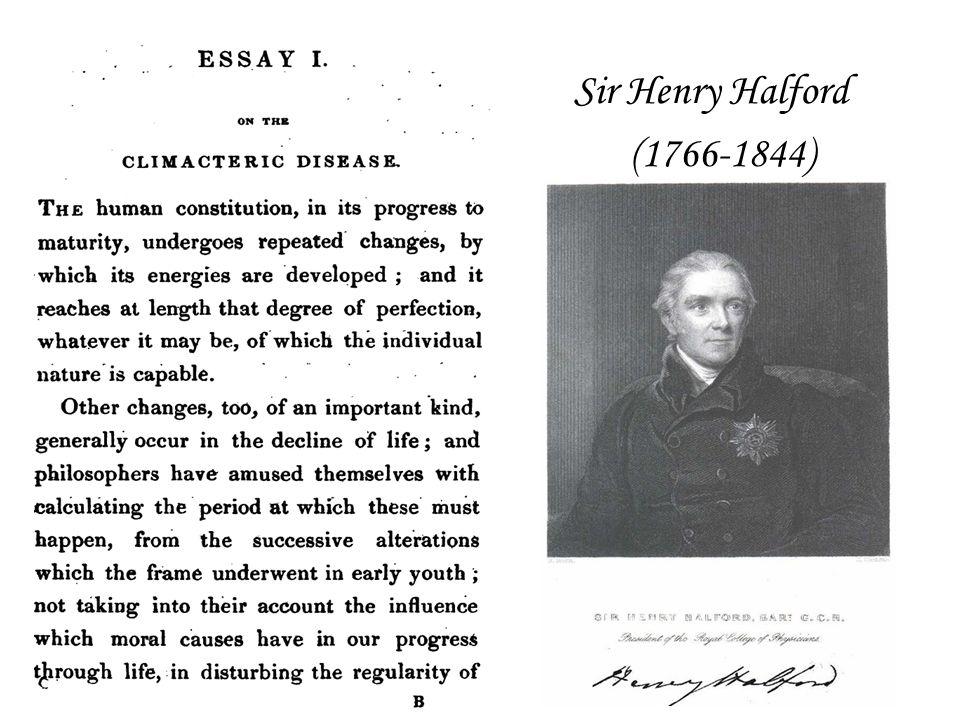Sir Henry Halford (1766-1844) 20