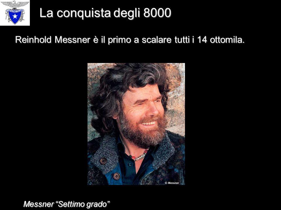 Messner Settimo grado