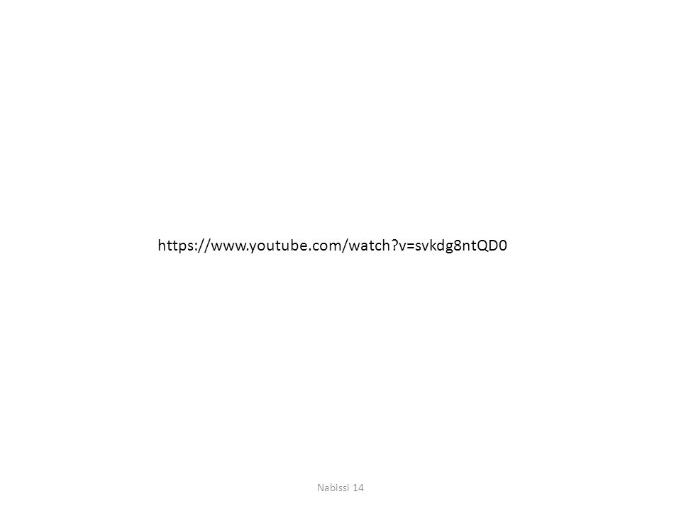 https://www.youtube.com/watch v=svkdg8ntQD0 Nabissi 14