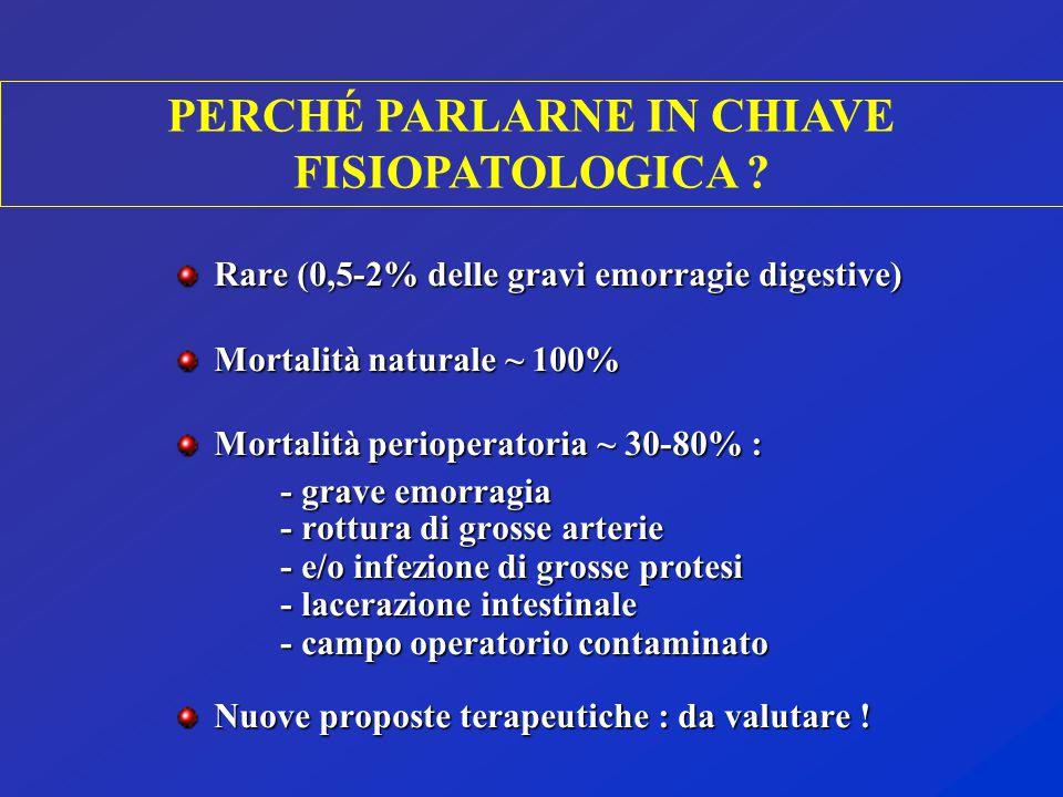 PERCHÉ PARLARNE IN CHIAVE FISIOPATOLOGICA
