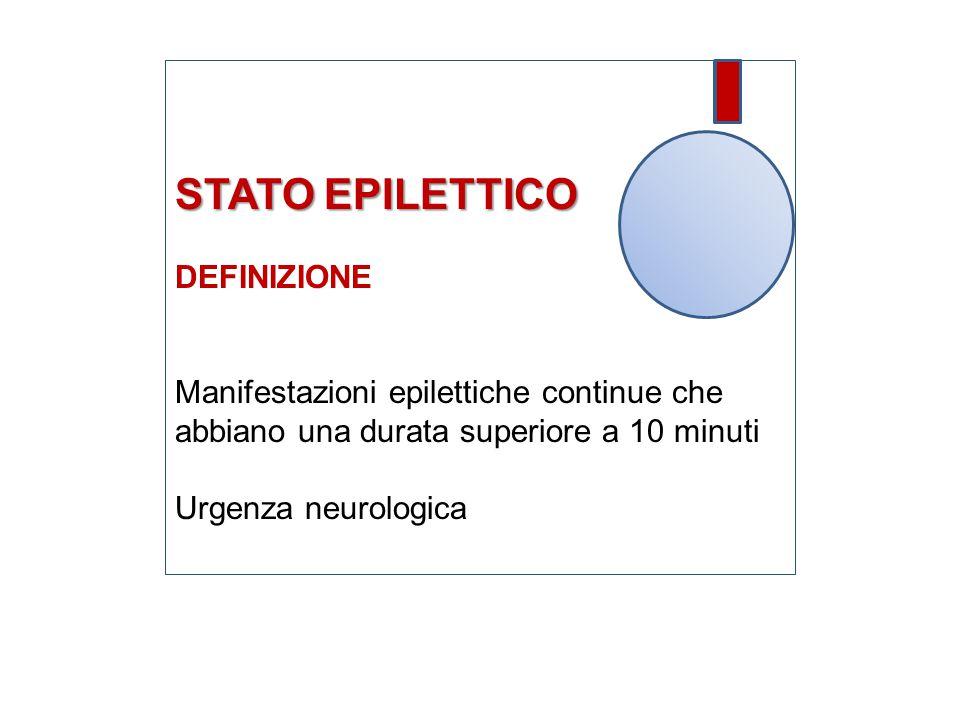 STATO EPILETTICO DEFINIZIONE