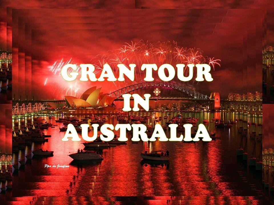 GRAN TOUR IN AUSTRALIA