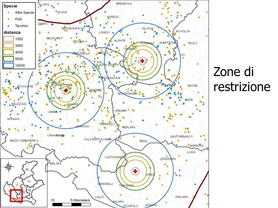 Zone di restrizione