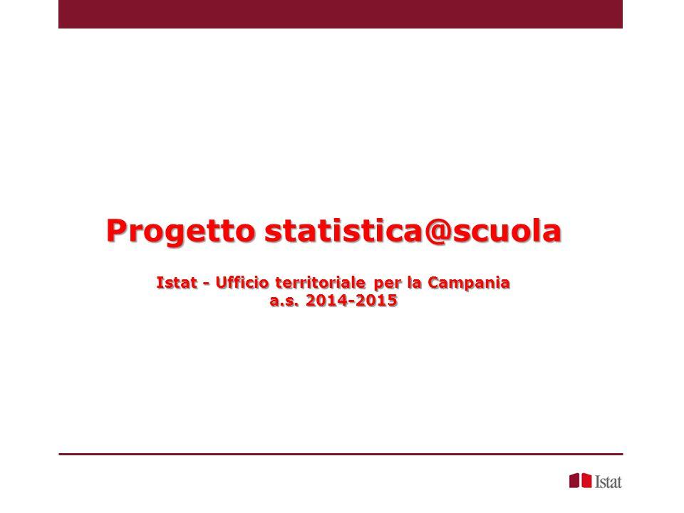 Progetto statistica@scuola