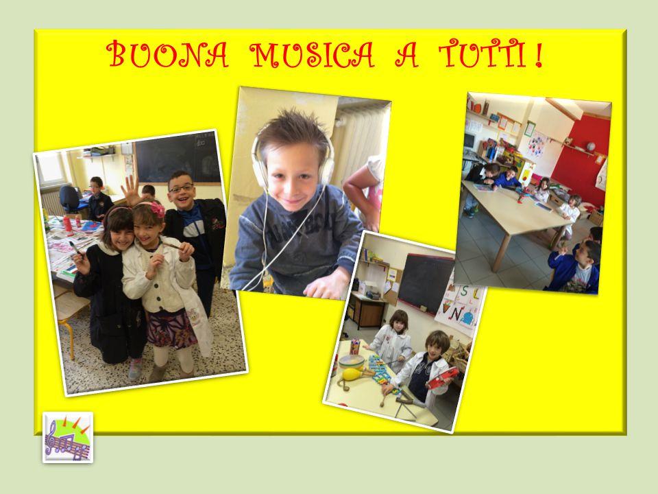 BUONA MUSICA A TUTTI !