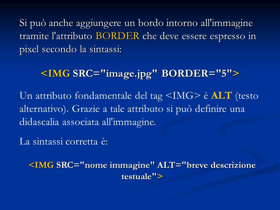 <IMG SRC= image.jpg BORDER= 5 >