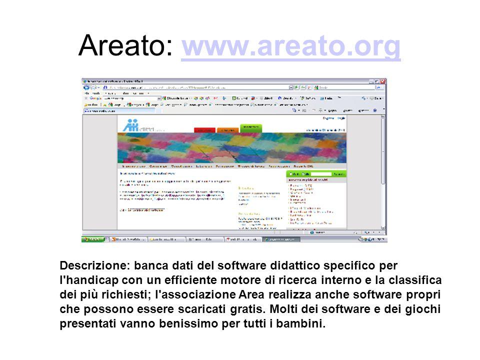 Areato: www.areato.org