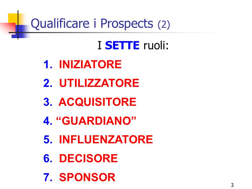 Qualificare i Prospects (2)
