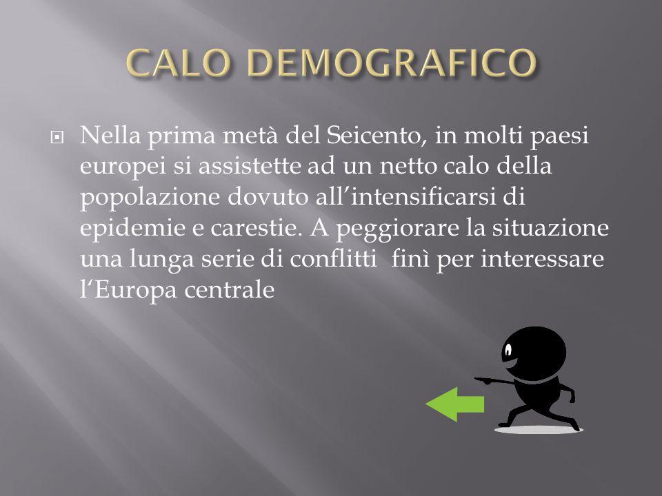 CALO DEMOGRAFICO