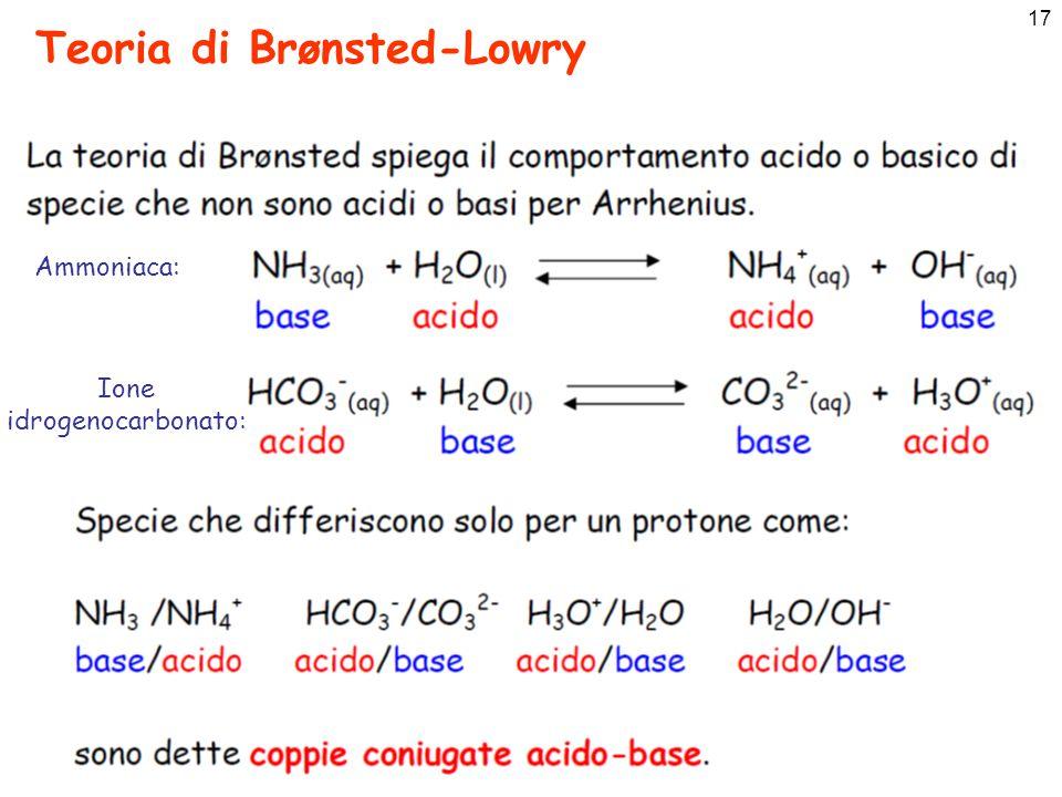Ione idrogenocarbonato: