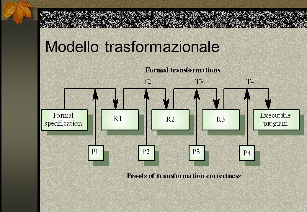 Modello trasformazionale