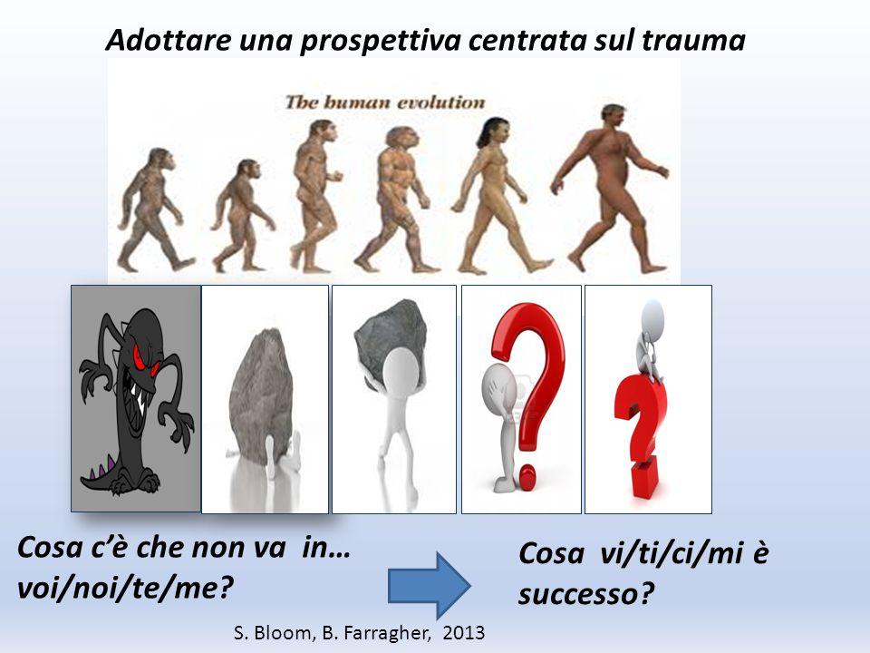 Adottare una prospettiva centrata sul trauma