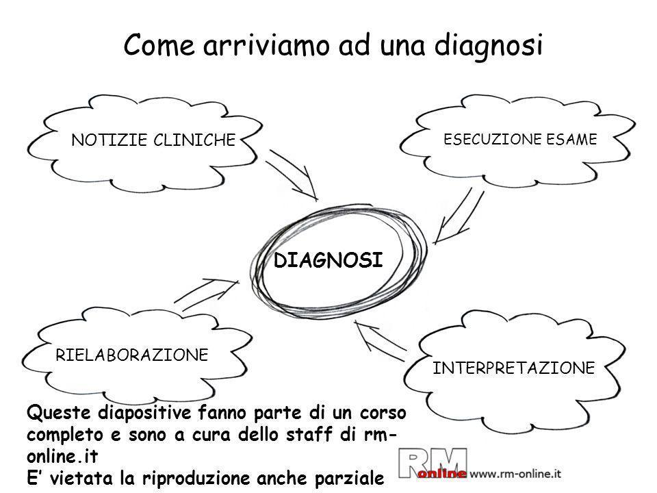 Come arriviamo ad una diagnosi