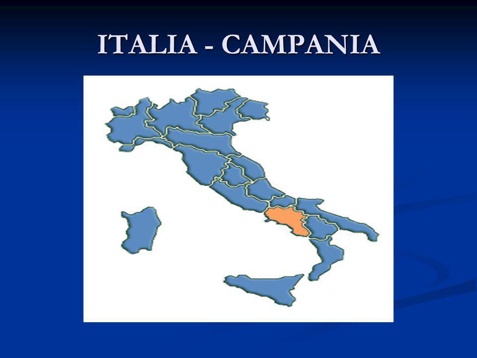 ITALIA - CAMPANIA