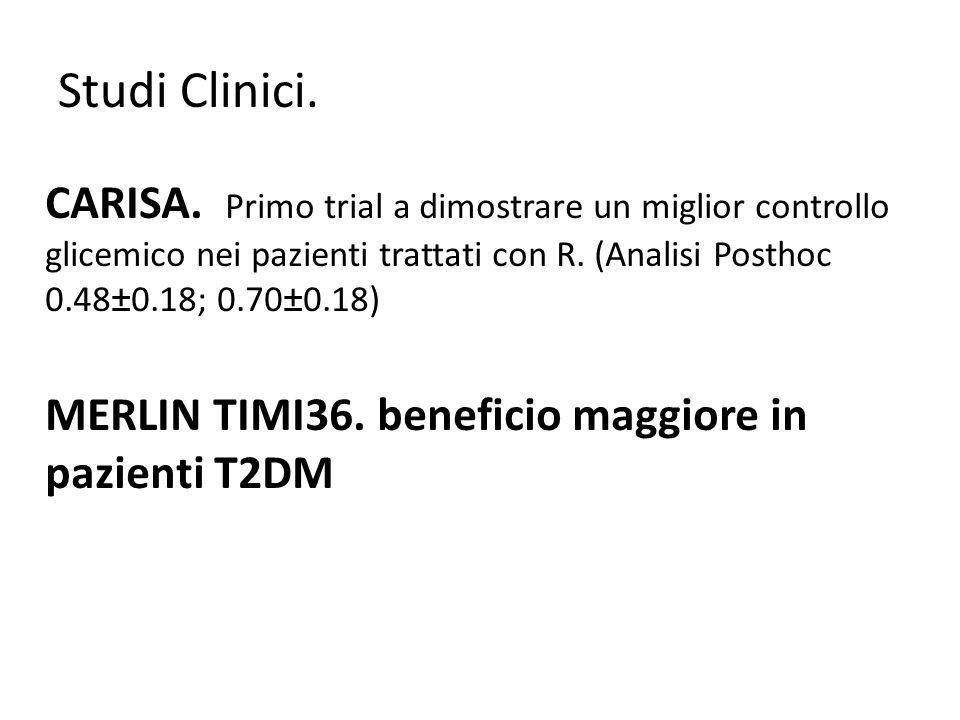 Studi Clinici.