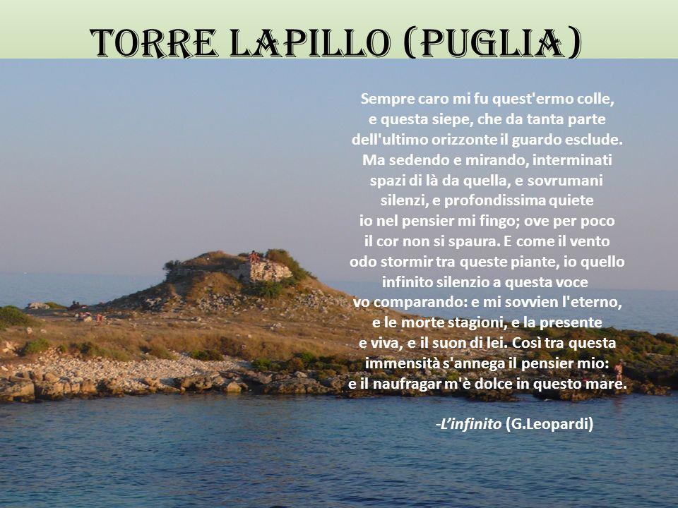TORRE LAPILLO (PUGLIA)