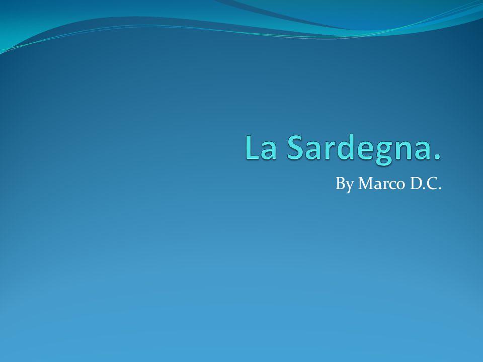 La Sardegna. By Marco D.C.
