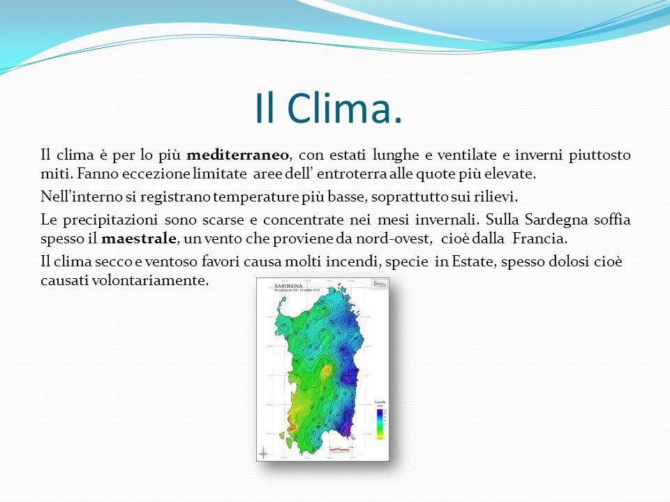 Il Clima.