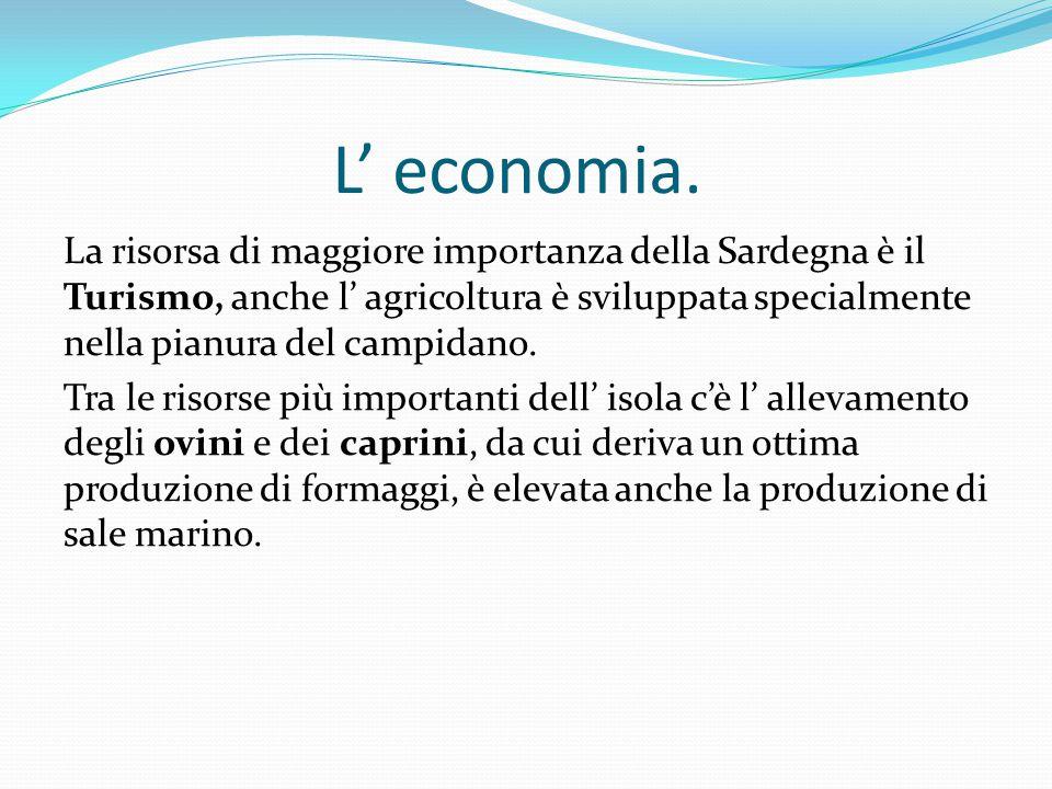L' economia.