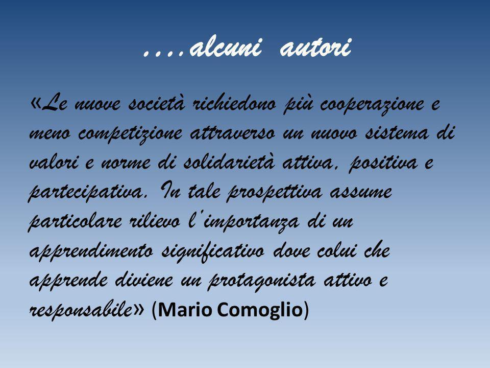 ….alcuni autori