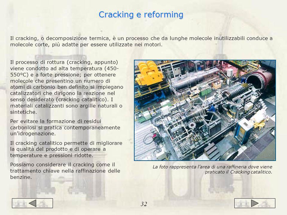 Cracking e reforming