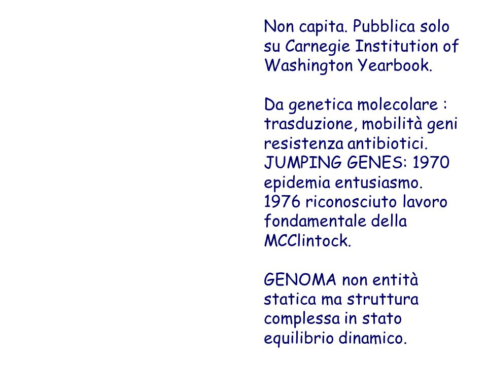Non capita. Pubblica solo su Carnegie Institution of Washington Yearbook.