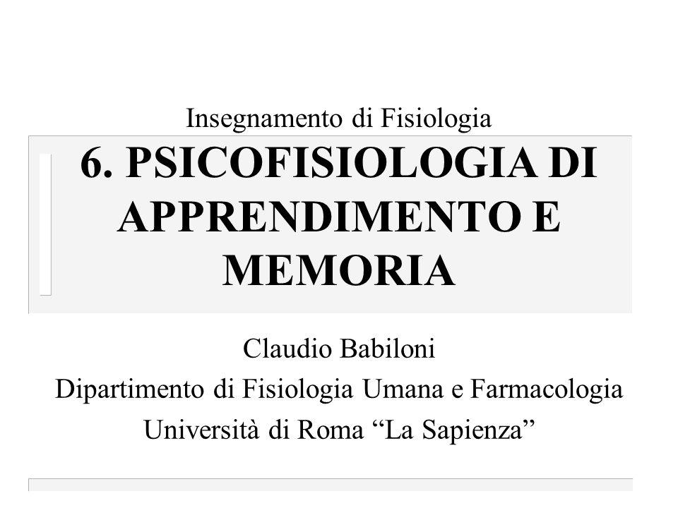 Dipartimento di Fisiologia Umana e Farmacologia