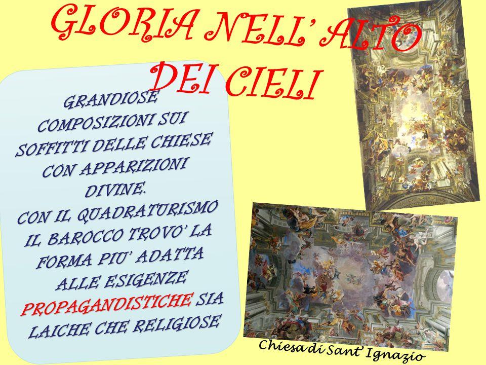 GLORIA NELL' ALTO DEI CIELI