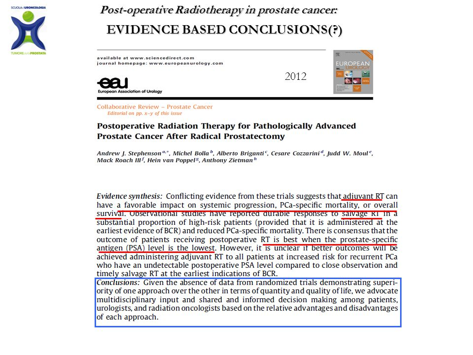 EVIDENCE BASED CONCLUSIONS( )