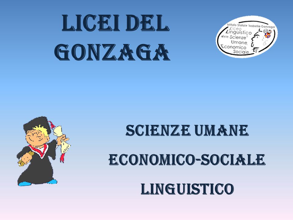 economico-sociale Linguistico