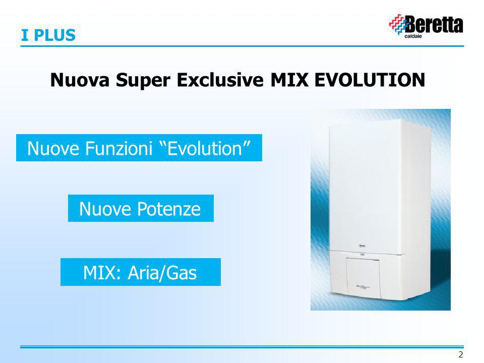 Nuova Super Exclusive MIX EVOLUTION