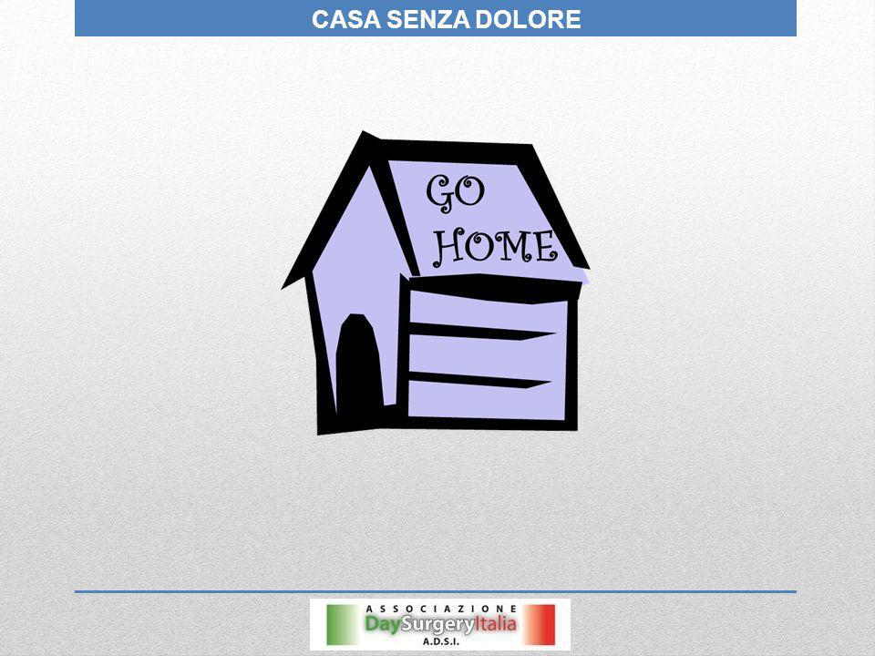 CASA SENZA DOLORE