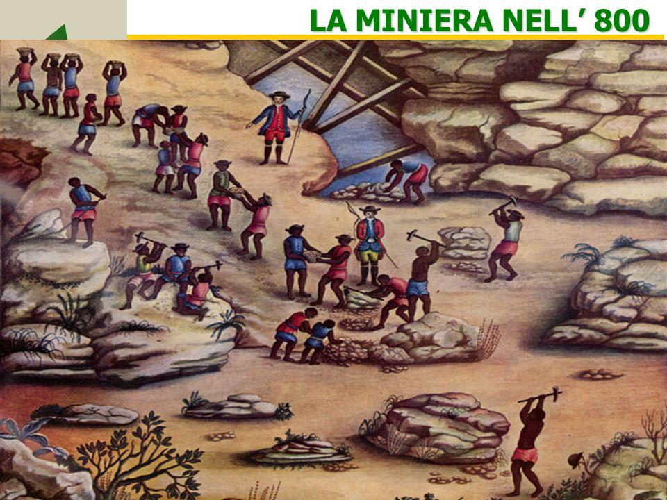 LA MINIERA NELL' 800