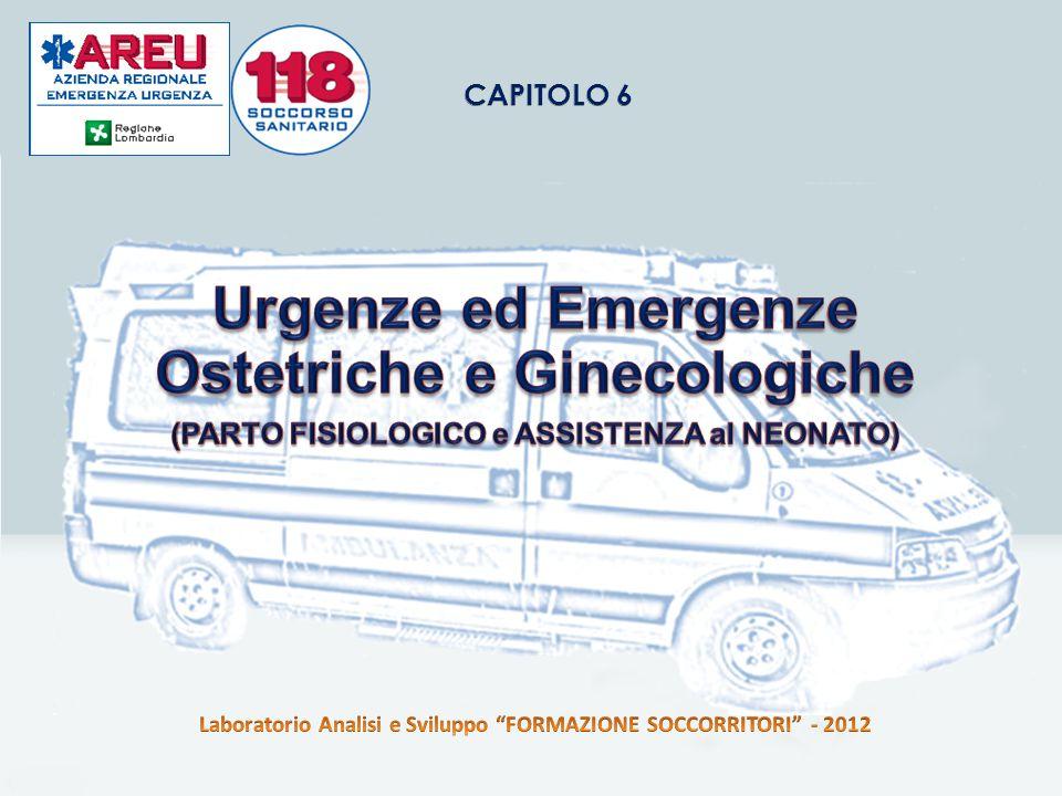 Urgenze ed Emergenze Ostetriche e Ginecologiche