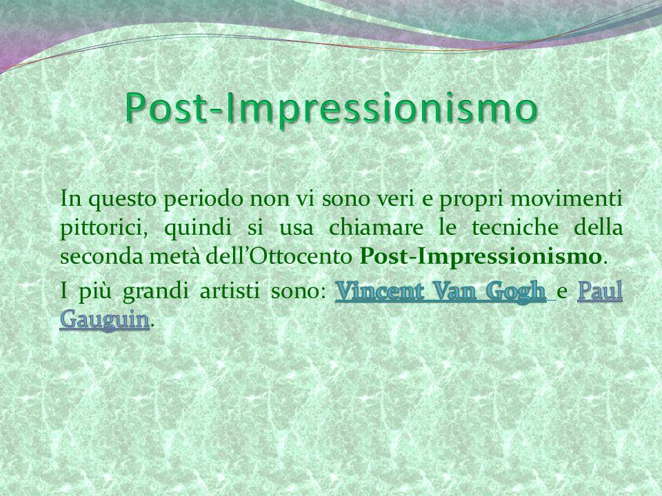 Post-Impressionismo