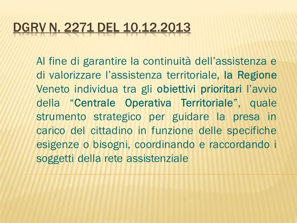 DGRV N. 2271 del 10.12.2013