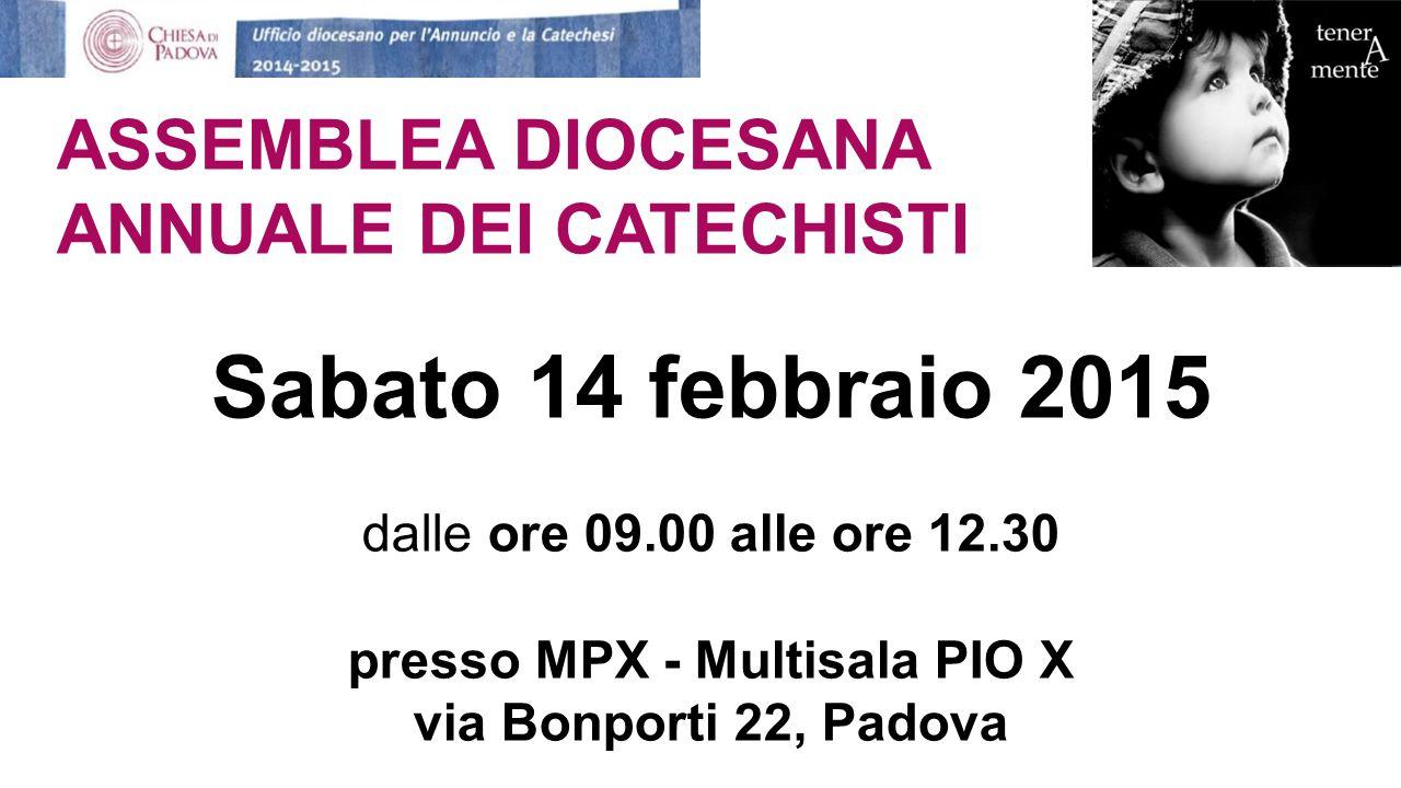 presso MPX - Multisala PIO X