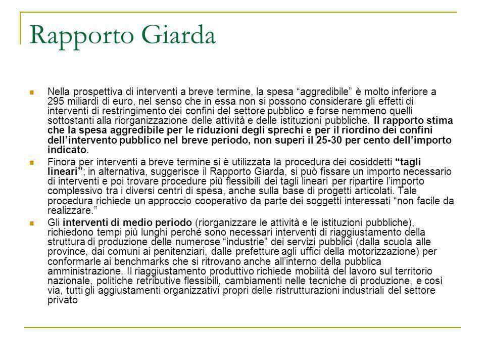 Rapporto Giarda